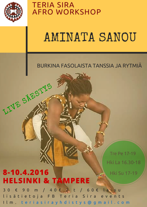 Teria Sira Aminata Sanou